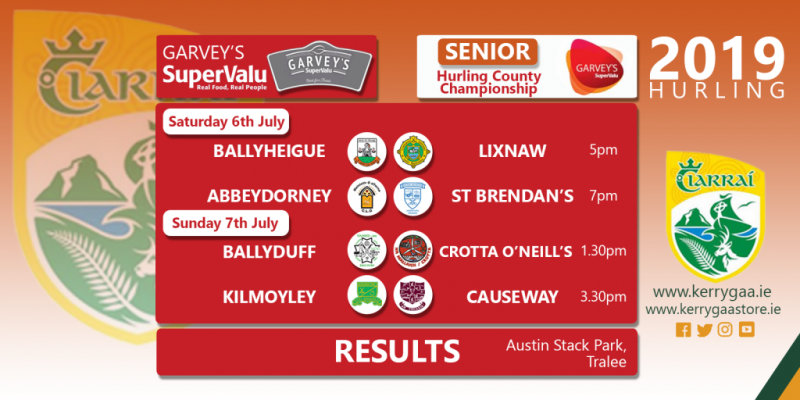 Garveys supervalu Senior Hurling Championship
