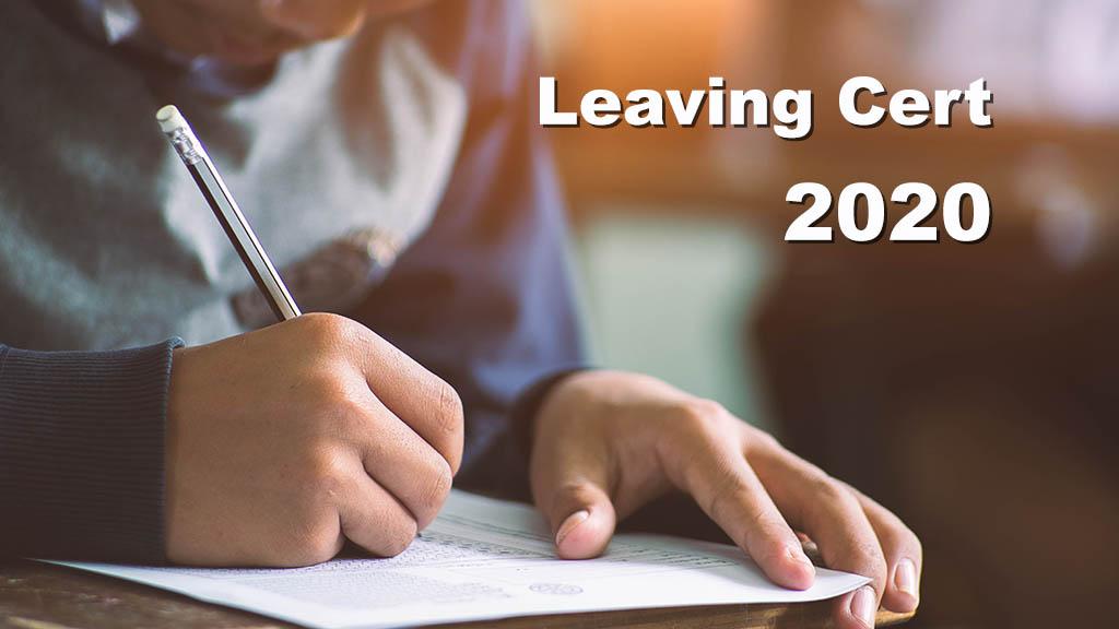 leaving cert 2020