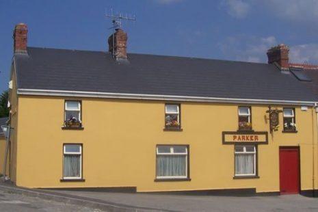 parkers pub front