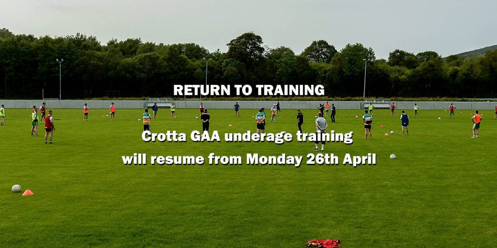 GAA Training
