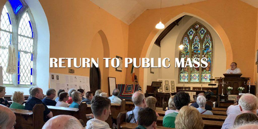 kilflynn church mass