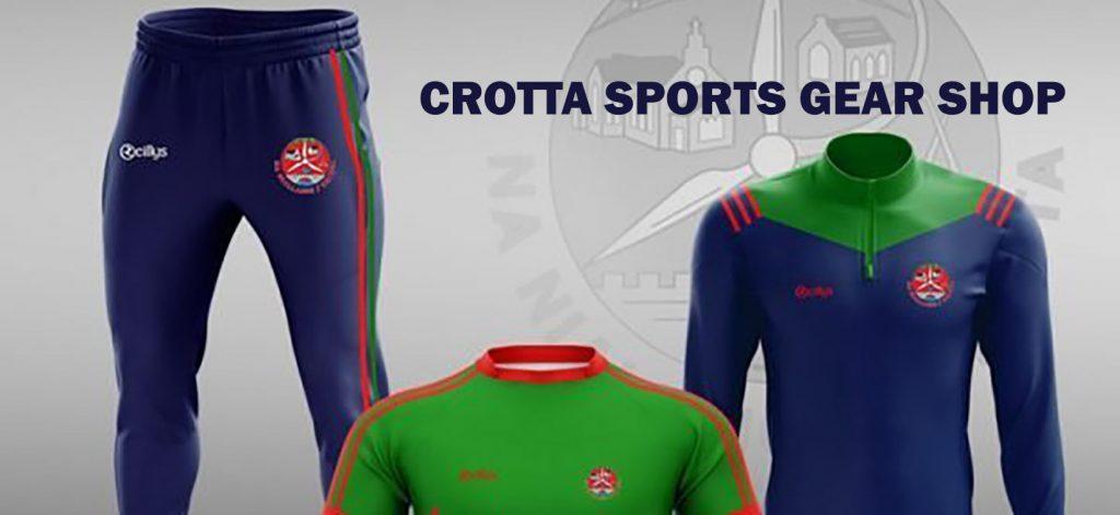 crotta sports gear shop