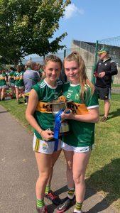 Crotta Ladies on Kerry Minor team